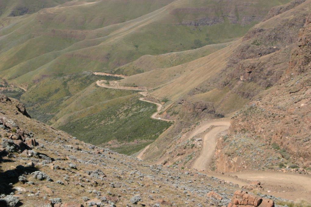 ❻ Sani Pass - Lesotho