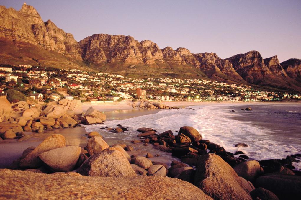❶ Kaapstad