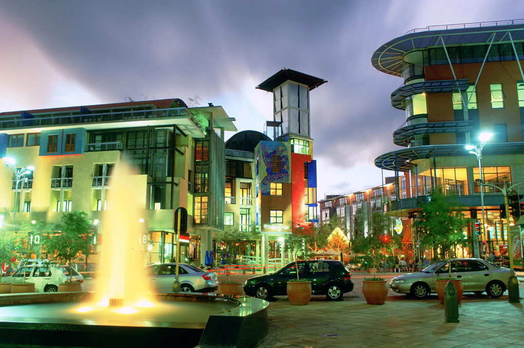 ❶ Johannesburg