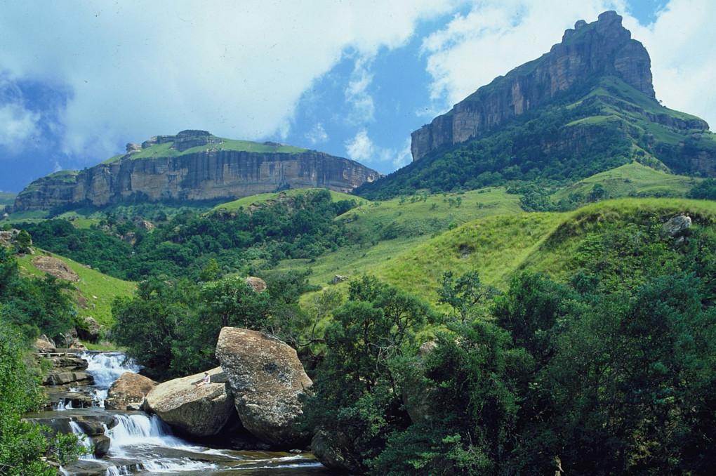 ❺ Underberg (Drakensbergen)