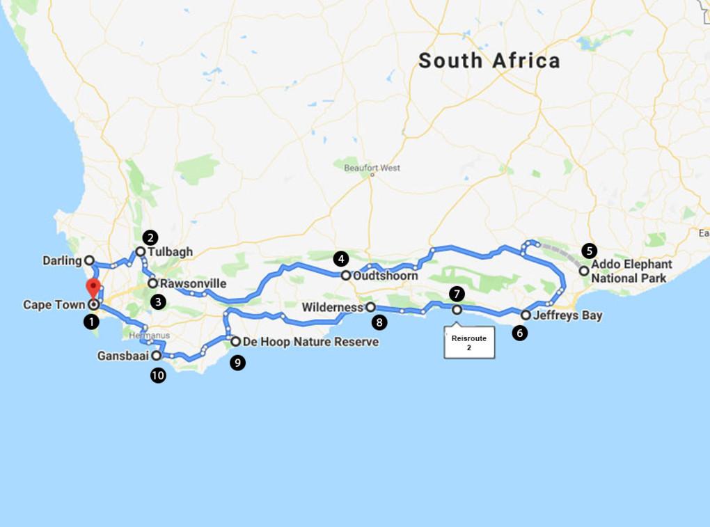 De hidden gems van Zuid-Afrika in 2 á 3 weken