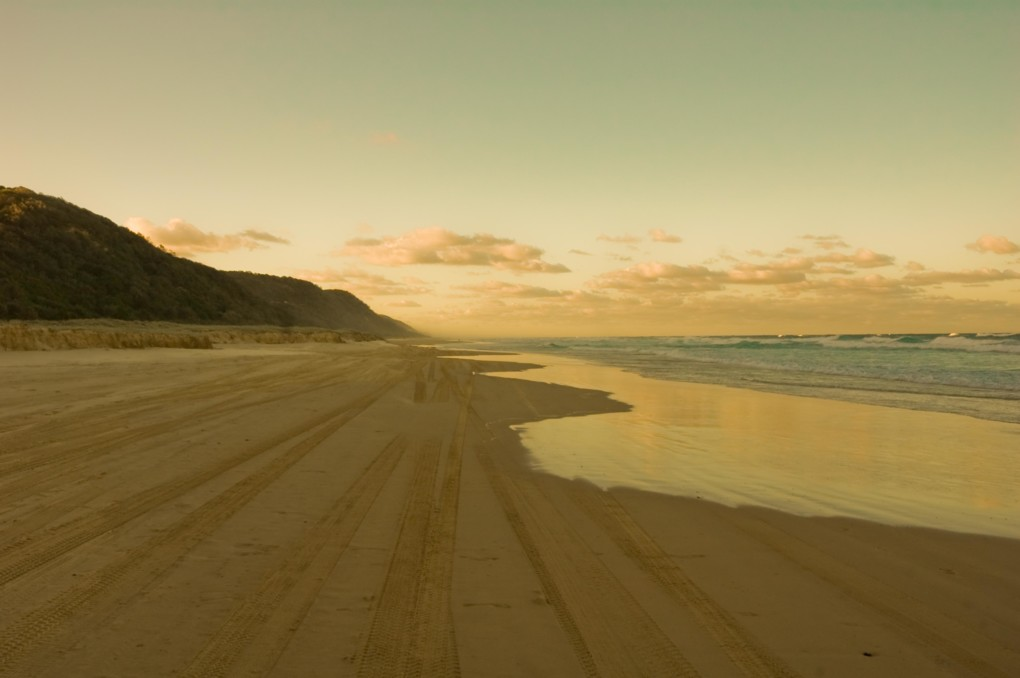 ❼ Fraser Island