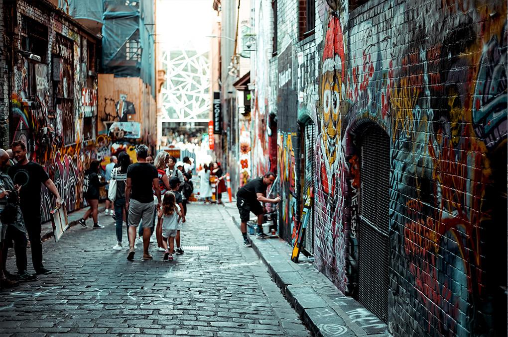 ❺ Melbourne