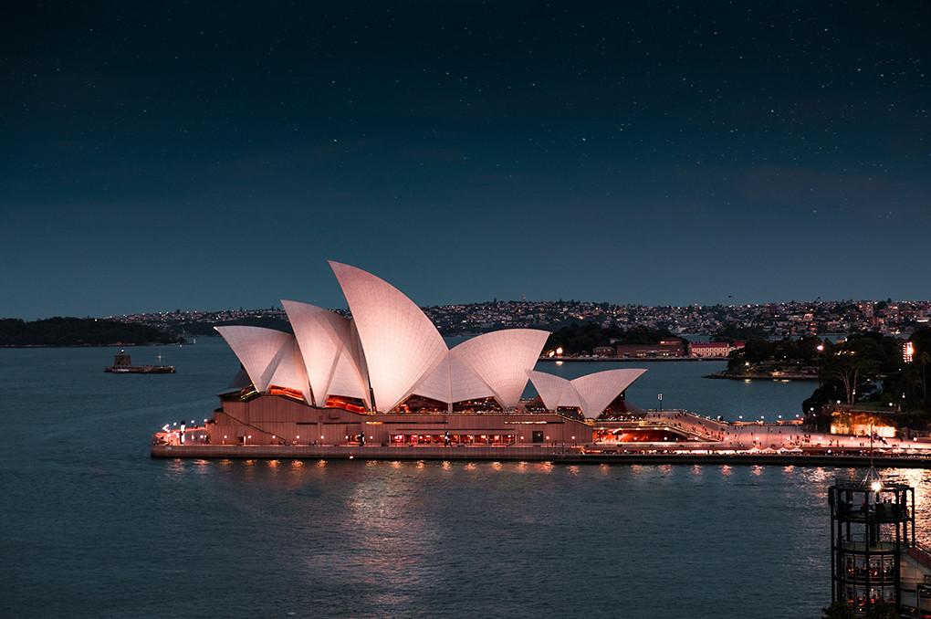 ❶ Sydney