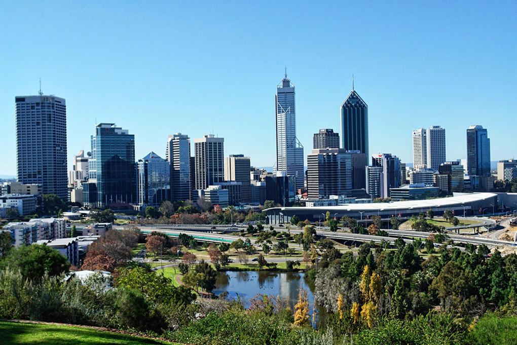 ❶ Perth