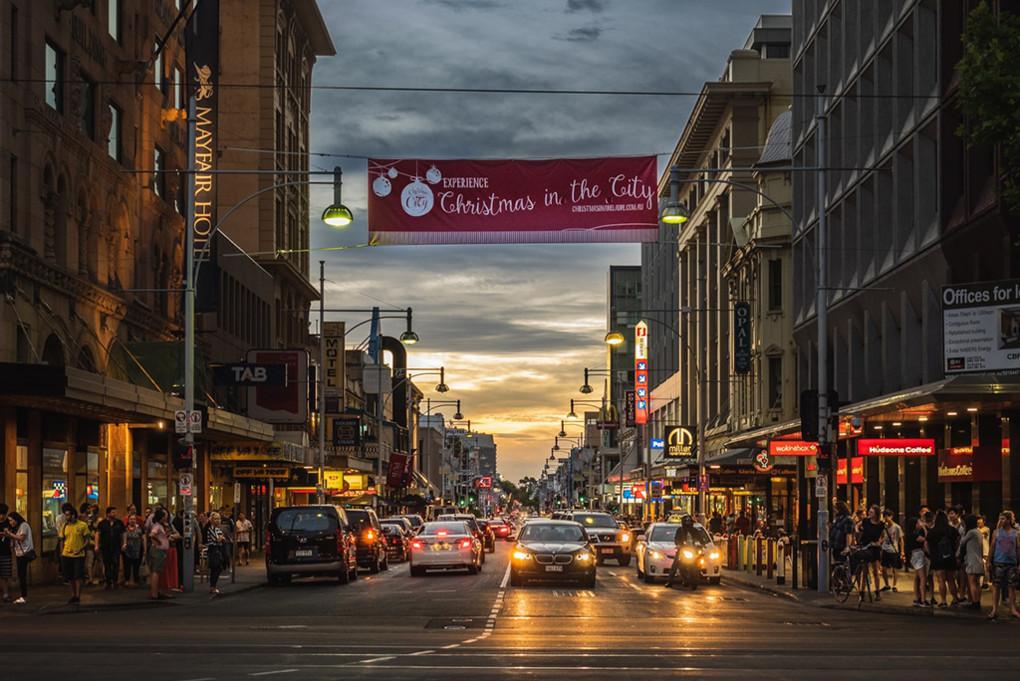 ❿ Adelaide