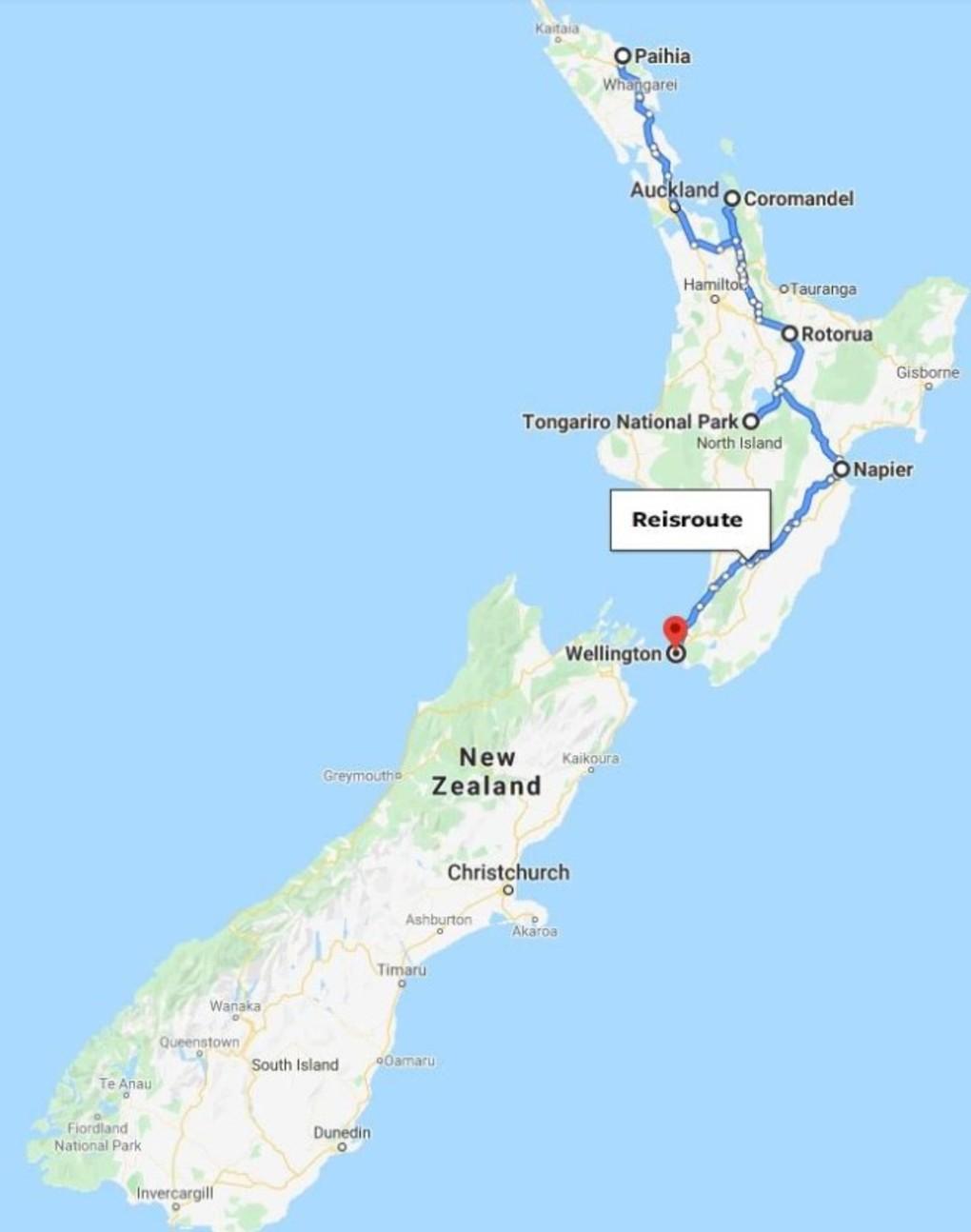 Het verassende Noordereiland in twee weken