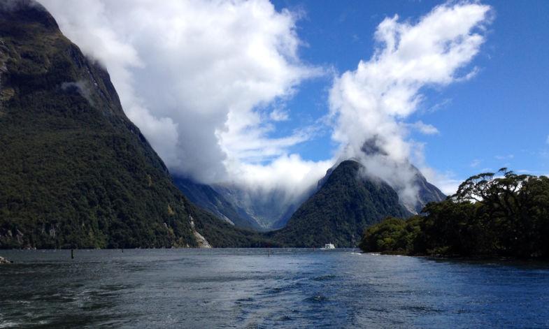 Amazone Milford Sound