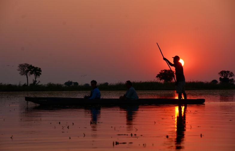 adembenemend Botswana