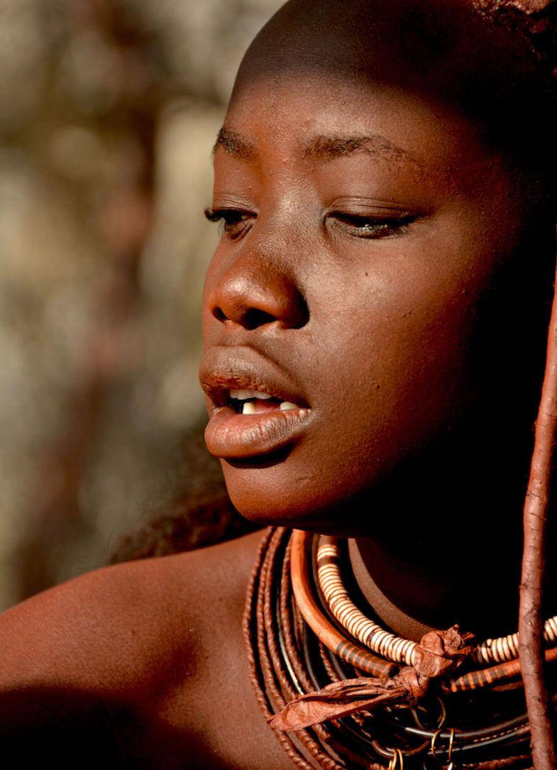 stammen vrouw