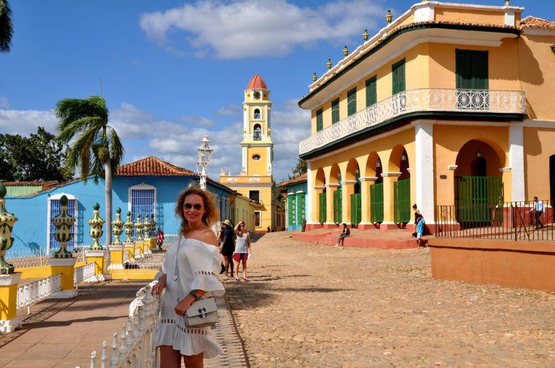Kleurrijke Cuba/ Trinidad
