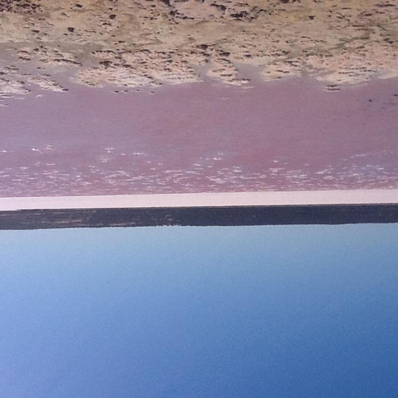 Pink lake port gregory