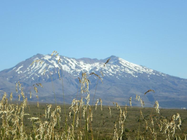 gewoon een mooi plaatje van de vulkaan