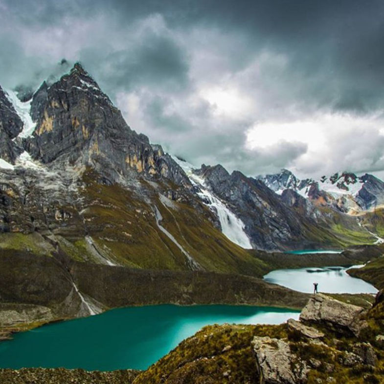 Rocky Glacierlakes