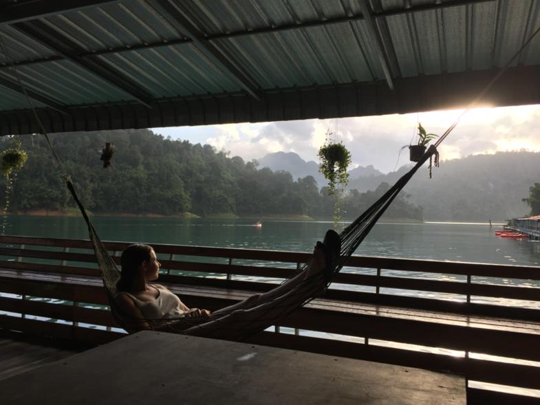 Zonsondergang in een van de oudste regenwouden op de wereld!