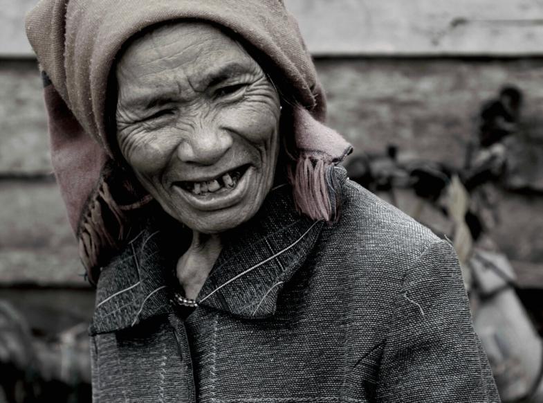 Bewoners van Vietnam