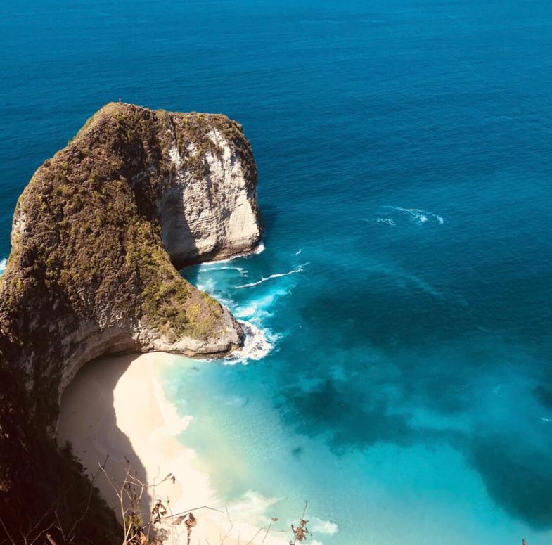 Kelingking beach, Nusa Penida 🙏🏼