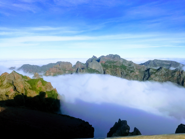 Pico Areiero - Madeira