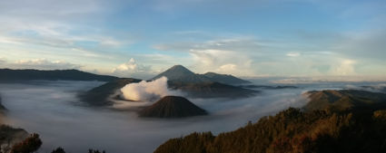 Sunrise at Gunung Bromo