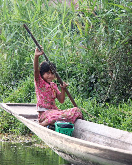 The beauty of inle lake part two