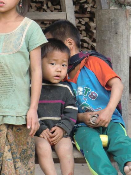 Homestay langs de Mekong River