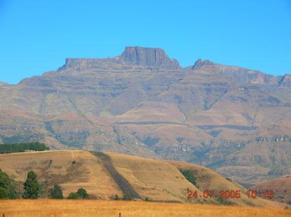 Dragon Peaks, Drakensberg