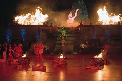 Het einde van Ramayana