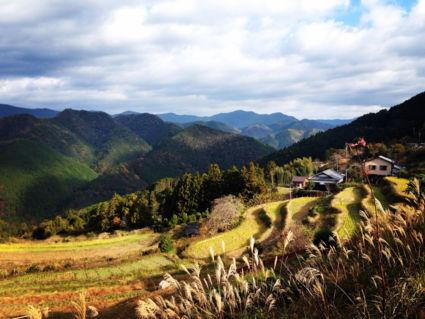 Japan's Kumano Kodo pelgrimage hike in Wakayama