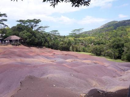 7th coloured earth