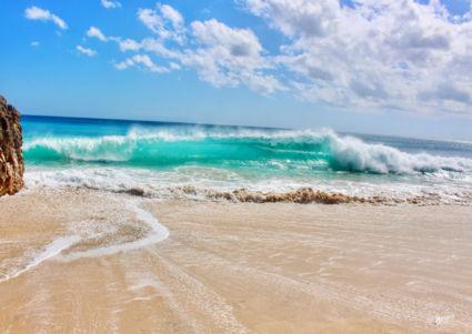 Dreamland Beach, Bali Indonesië