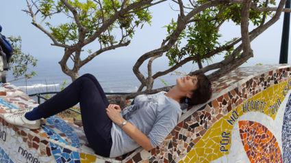 Dromen over mijn geliefde in Parque del Amor