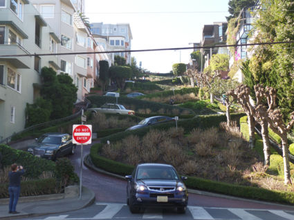 Lombardstreet San Fransisco