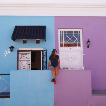 Colourful streets of Capetown, Bo-Kaap