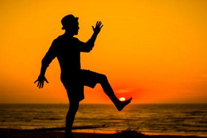Surfschool Vlieland, Surfana Sunset!