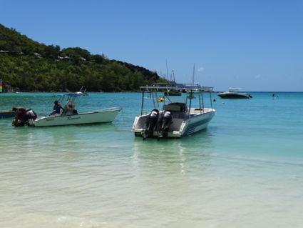 Paradijs in de Indische oceaan