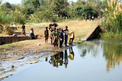 Water, bron van leven