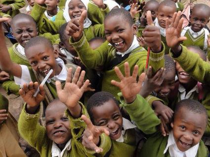 Happy kids!