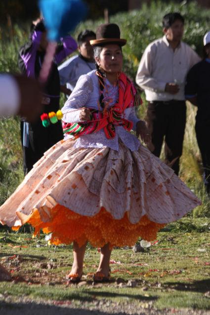 Dansend door het leven