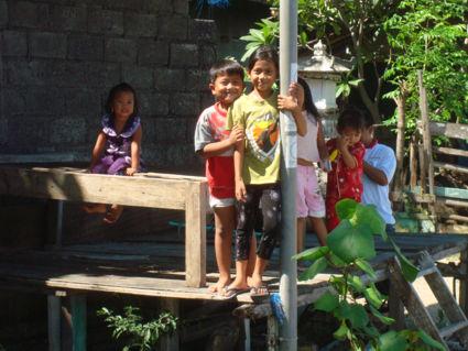 leuke  vrolijke kinderen