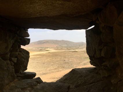 Woestijnlandschap