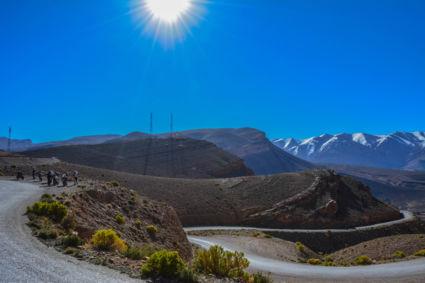 Motorreis door de hoge Atlas 2017