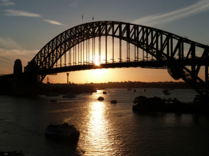 Sydney Harbour Bridge, New Years Eve