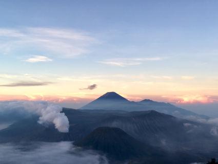 Sunrise @ Gunung Bromo
