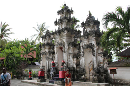 De mooiste tempel op Nusa Penida