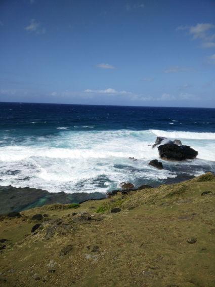 je ruikt de natuur en je hoort de zee, meer moet je niet hebben!