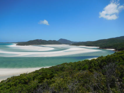 Whitehaven Beach - Whitsundays, Australie