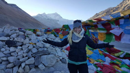 Tibet, Mount Everest Basecamp