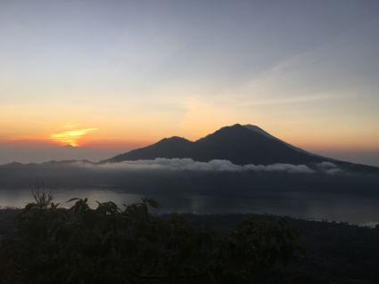 Climb the Batur