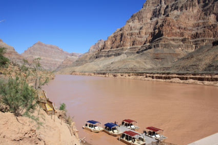 Boottocht coloradoriver grand canyon