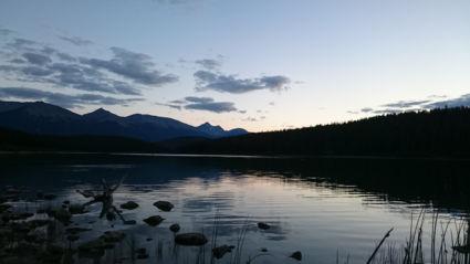 Patricia's Lake, Jasper